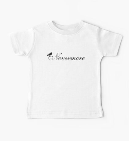 Simple Nevermore Kids Clothes