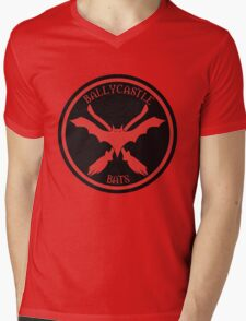 Ballycastle Bats Mens V-Neck T-Shirt