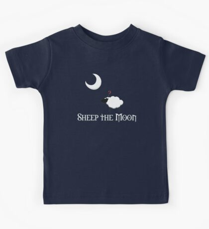 Sheep the Moon Kids Clothes