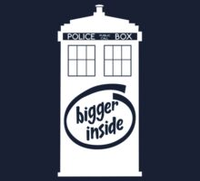 Bigger Inside by NevermoreShirts