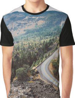 Rowena crest in oregon Graphic T-Shirt
