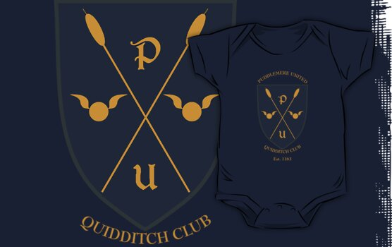Puddlemere United by NevermoreShirts