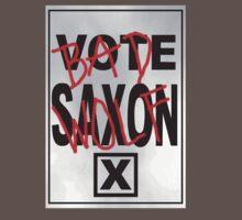 Bad Saxon Poster Kids Clothes