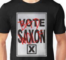 Bad Saxon Poster T-Shirt
