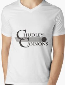 Chudley Cannons Mens V-Neck T-Shirt