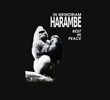 Harambe - In Memoriam Unisex T-Shirt