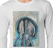 Abstract Anatomy Painting Merch. Long Sleeve T-Shirt