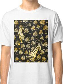 Tiger, jungle animal pattern Classic T-Shirt