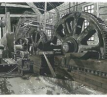 Old Abandoned Factory - www.jbjon.com by Jonathan Baldock