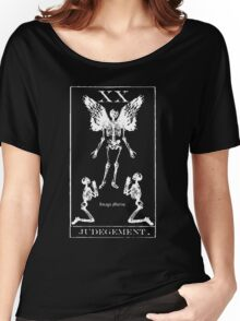 Judgement Tarot XX Women's Relaxed Fit T-Shirt