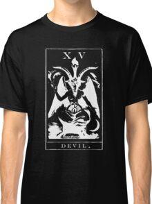 Devil Tarot XV Classic T-Shirt