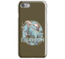 PREHISTORIC PRINCESS - Frozedon iPhone Case/Skin