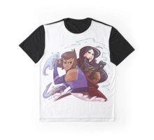battle couple Graphic T-Shirt