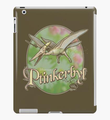 PREHISTORIC PRINCESS - Ptinkerbyl iPad Case/Skin