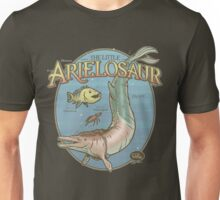 PREHISTORIC PRINCESS - The Little Arielosaur Unisex T-Shirt