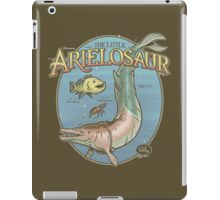 PREHISTORIC PRINCESS - The Little Arielosaur iPad Case/Skin