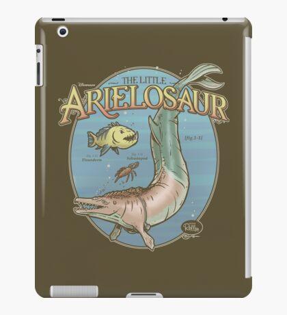 PREHISTORIC PRINCESS - The Little Arielosaur iPad Case/Skin