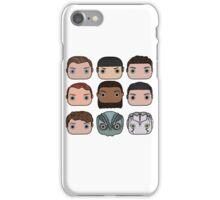 Star Trek Beyond Character Doodle iPhone Case/Skin
