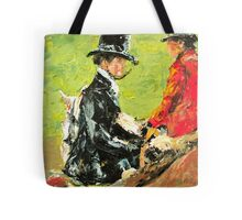 The Foxhunt Tote Bag