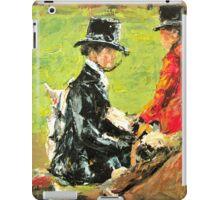 The Foxhunt iPad Case/Skin