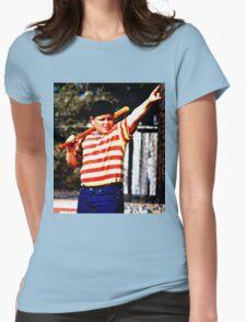THE GREAT HAMBINO BALLERS SANDLOT Womens Fitted T-Shirt