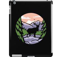Elk in the Mountains iPad Case/Skin