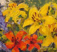 Christy's Flowers by Susan E Jones