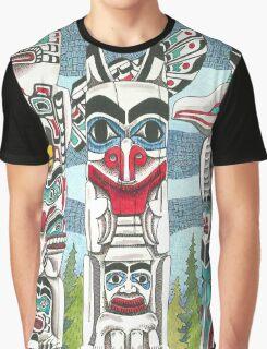 Totem Talk Graphic T-Shirt