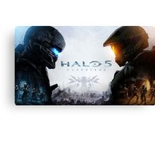 Halo Guardians Canvas Print