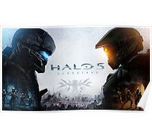 Halo Guardians Poster