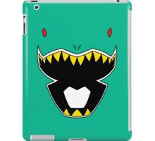 Dino Charge Green Power Ranger / Kyoryu Green iPad Case/Skin