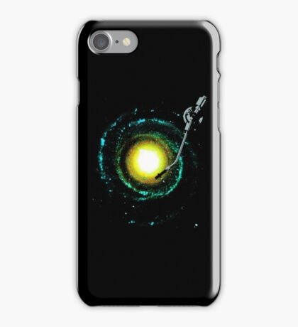 music from the milky way iPhone Case/Skin