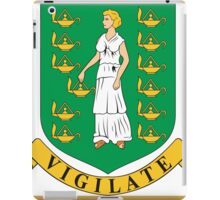 Virgin Island Coat of Arms iPad Case/Skin