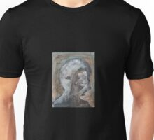 Abstract Face Merch Unisex T-Shirt