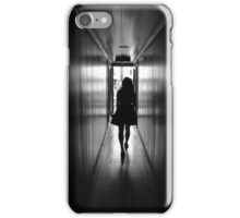 Black and White Fiancé iPhone Case/Skin