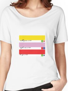 The Grand Tours Women's Relaxed Fit T-Shirt