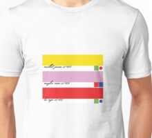 The Grand Tours Unisex T-Shirt
