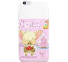 Chips the Bat iPhone Case/Skin