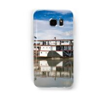 Ps Marion's Flat water Blues Samsung Galaxy Case/Skin