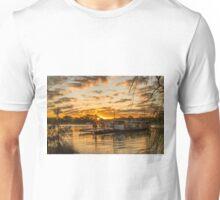 Golden Ferry Unisex T-Shirt