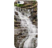 Stewart Falls in Cascadilla Gorge iPhone Case/Skin