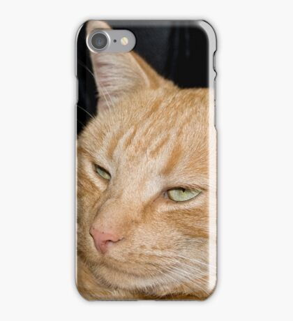 Sigh. There goes that 'flash'y thing again. iPhone Case/Skin
