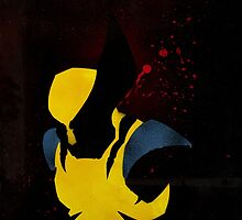 Wolverine by barry neeson