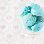 Macarons aux fruits de la passion I by the-novice
