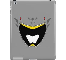 Dino Charge Graphite Power Ranger / Kyoryu Grey iPad Case/Skin