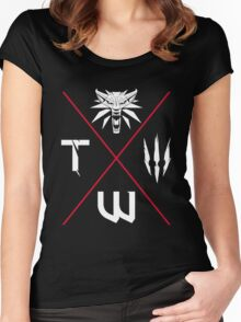 TW3 Women's Fitted Scoop T-Shirt