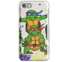 Turtle Underwater iPhone Case/Skin