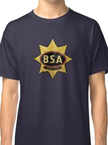 BSA vintage Motorcycle England Classic T-Shirt