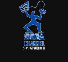 Sega Channel logo Stop Just Watching TV! Unisex T-Shirt