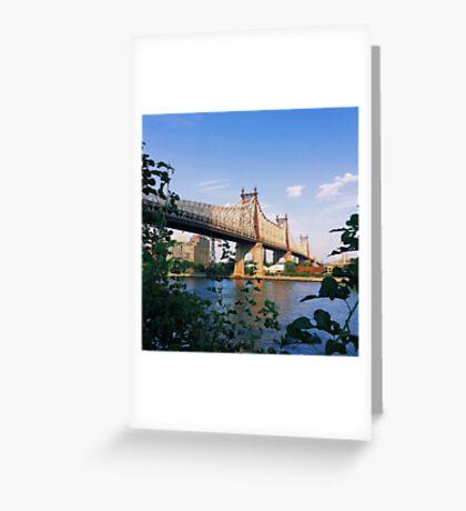 Queensboro Greeting Card